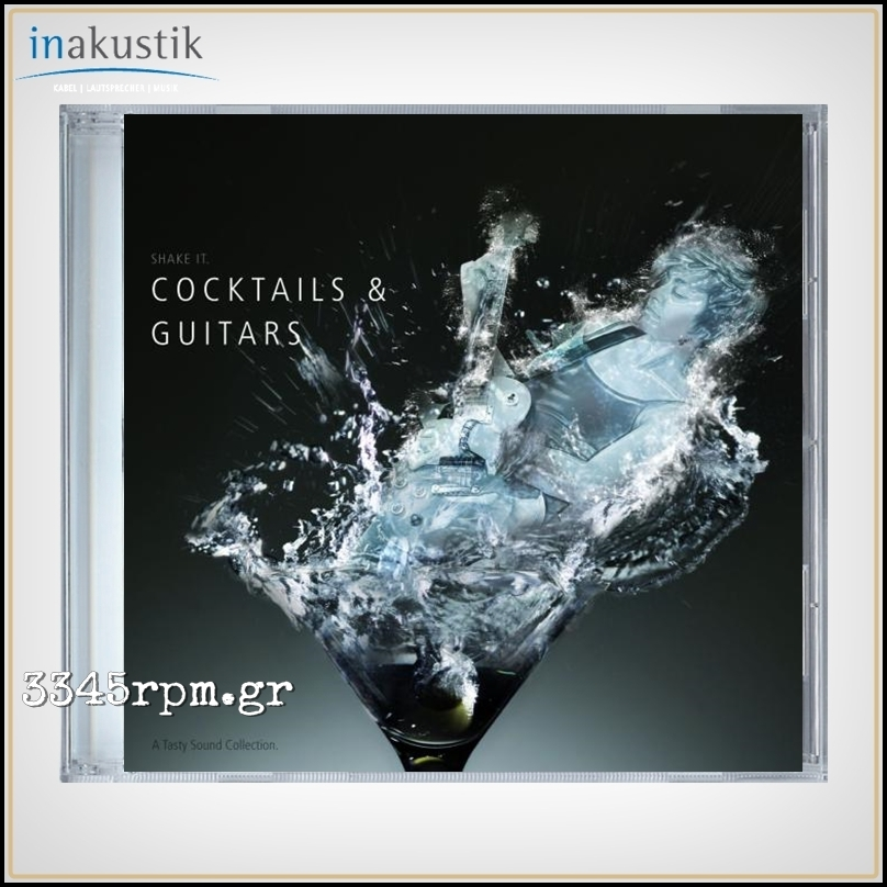 Cocktails & Guitars - A Tasty Sound Collection - CD