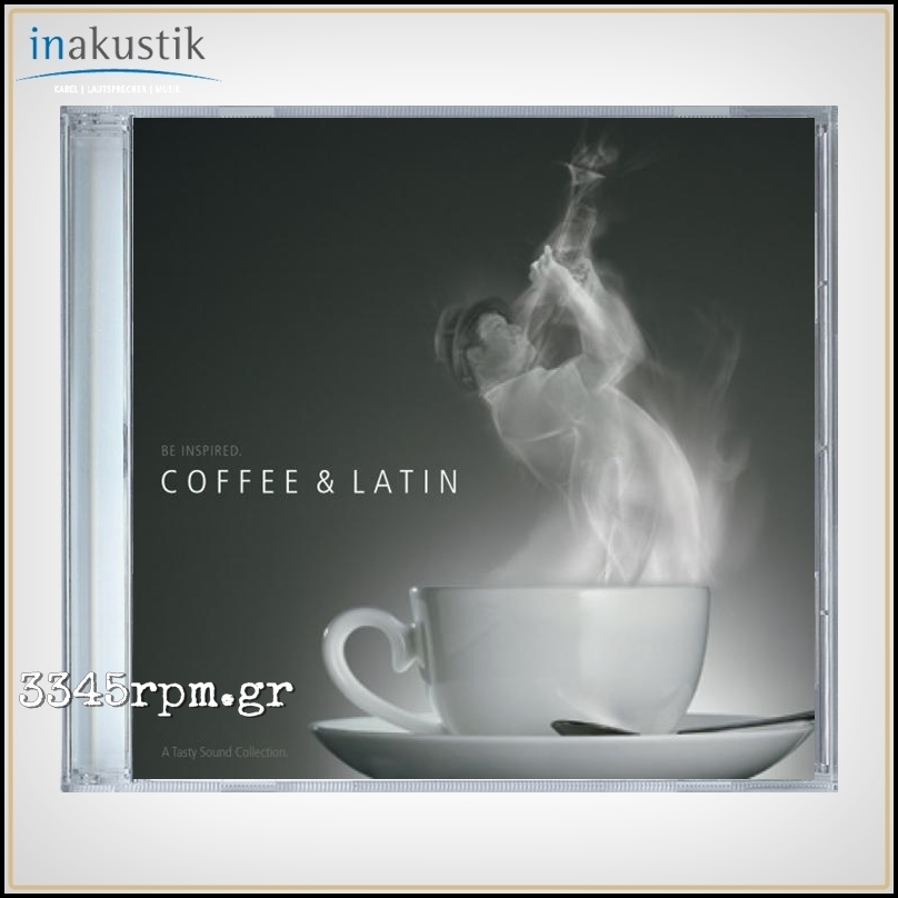Coffee & Latin - A Tasty Sound Collection - CD
