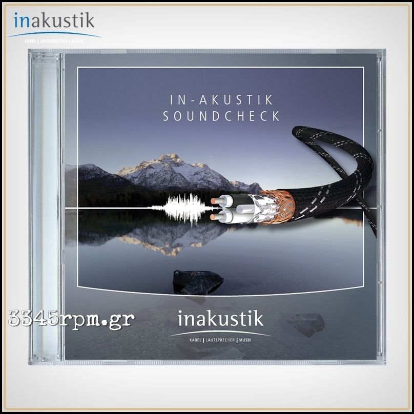 Inakustik Soundcheck - Test CD