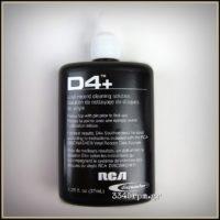 RCA Discwasher D4+Vinyl record care Refill Fluid