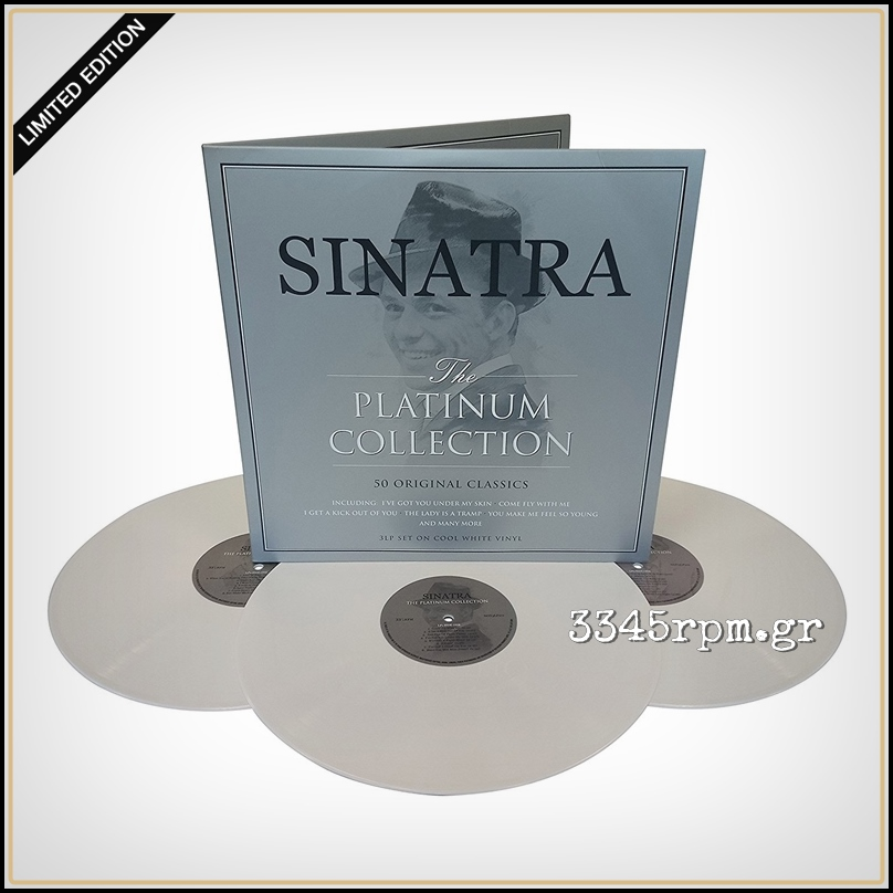 Sinatra, Frank - The Platinum Collection - White Vinyl 3LP