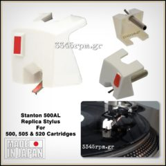 Stanton 500AL Diamond Stylus for Turntable