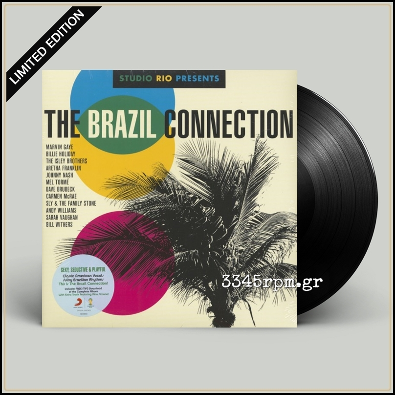 Studio Rio Presents - The Brazil Connection - Vinyl LP
