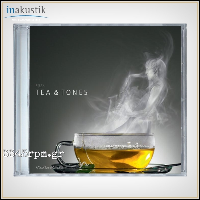Tea & Tones - A Tasty Sound Collection - CD