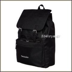 Technics DJ Bag - Vinyl Records & Laptop Bag - Backpack