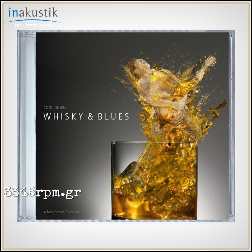 Whisky & Blues - A Tasty Sound Collection - CD