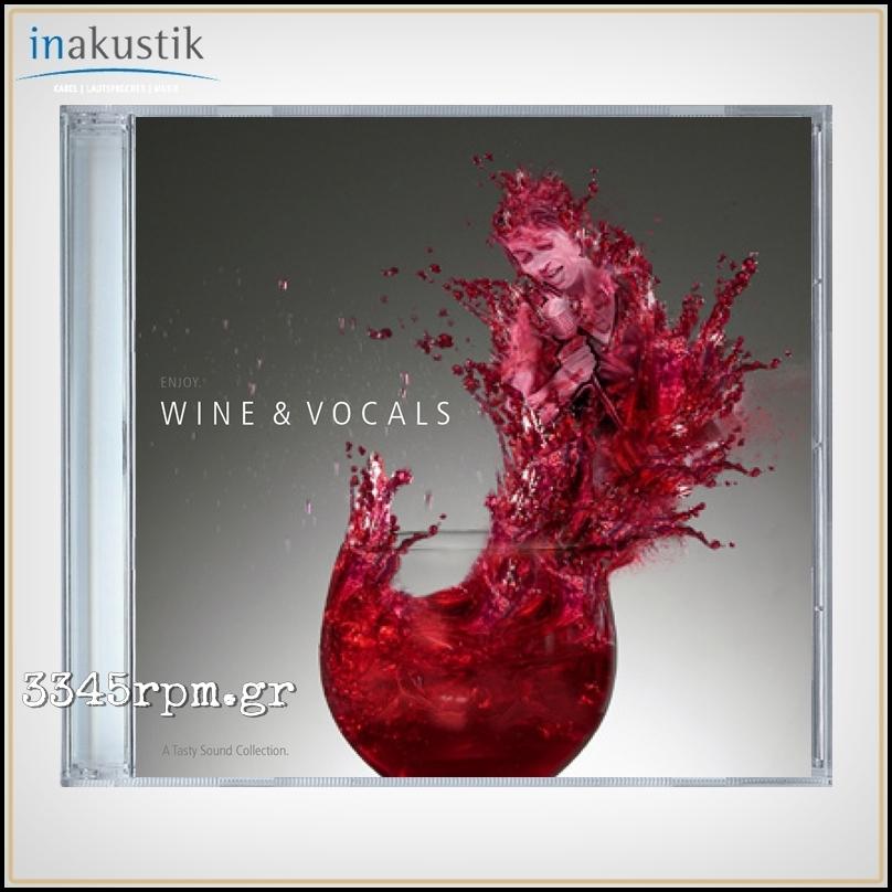 Wine & Vocals - A Tasty Sound Collection - CD