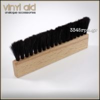 Wood Vinyl Record Cleaning Brush -Vinyl Aid