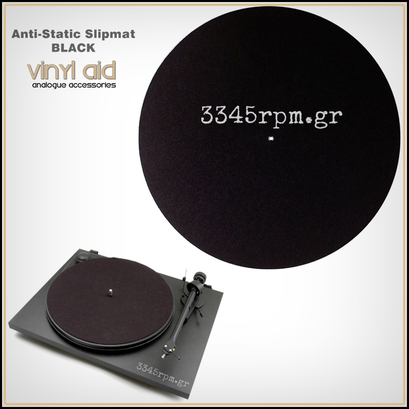 Antistatic Record Turntable Slipmat