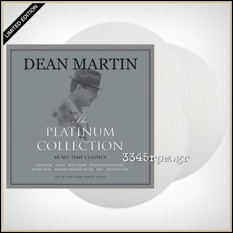 Martin, Dean - Platinum Collection - White Vinyl 3LP