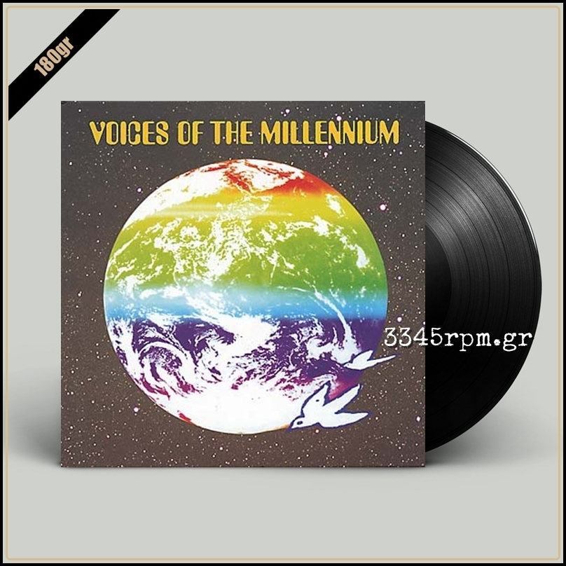 Millennium - Voices Of The Millennium - Vinyl LP 180gr