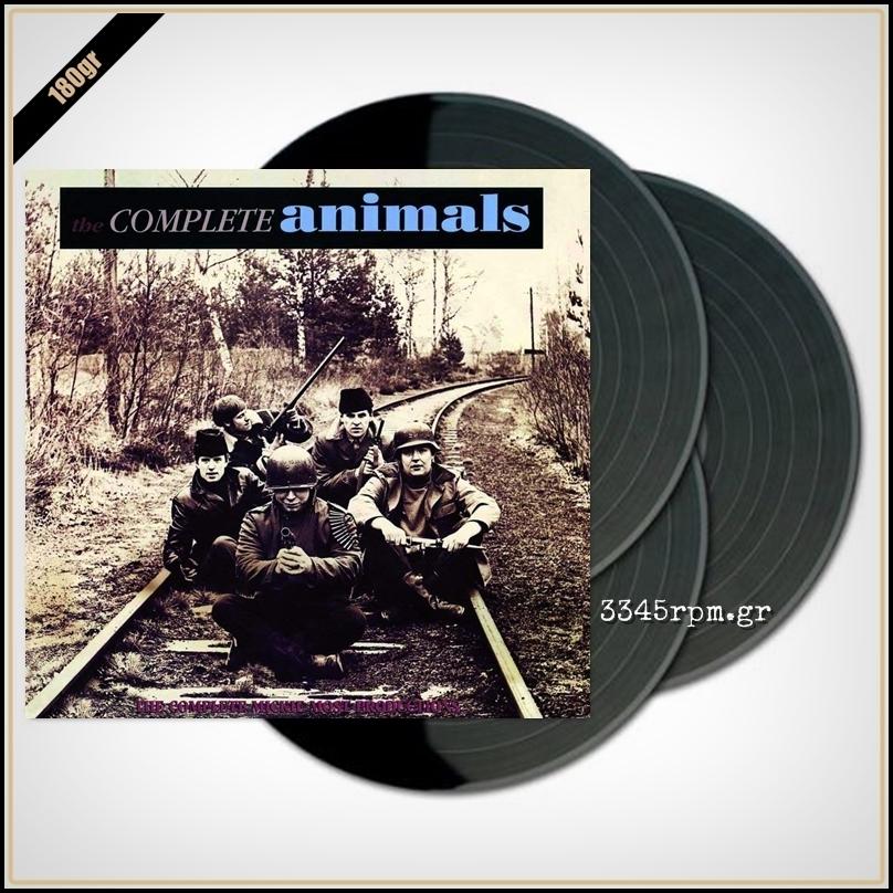 Animals - The Complete Animals - Vinyl 3LP 180gr