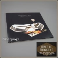 Arctic Monkeys - Tranquility Base Hotel + Casino -Clear Vinyl LP 180gr