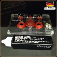 Audio Cassette Head Cleaner Tape -High Quality Wet System Kit