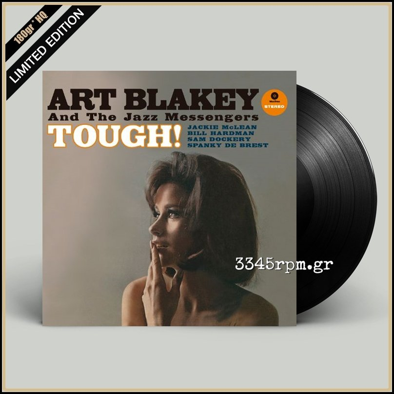 Blakey, Art - TOUGH! Vinyl LP 180gr Limited