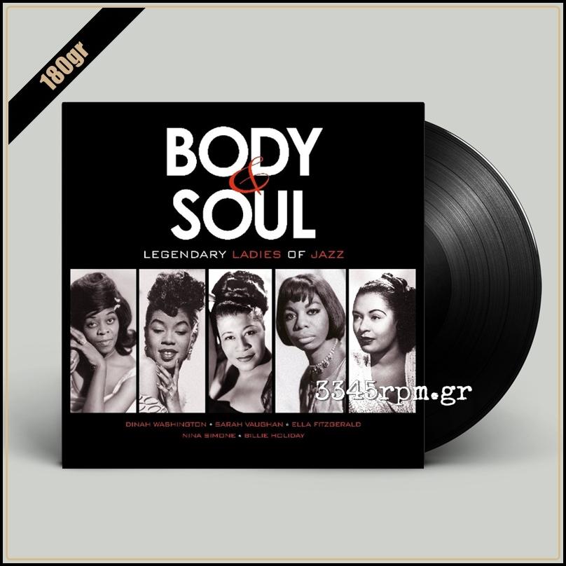 Body & Soul - Legendary Ladies Of Jazz - Vinyl LP 180gr