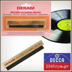 Decca Deram Record Cleaning Brush