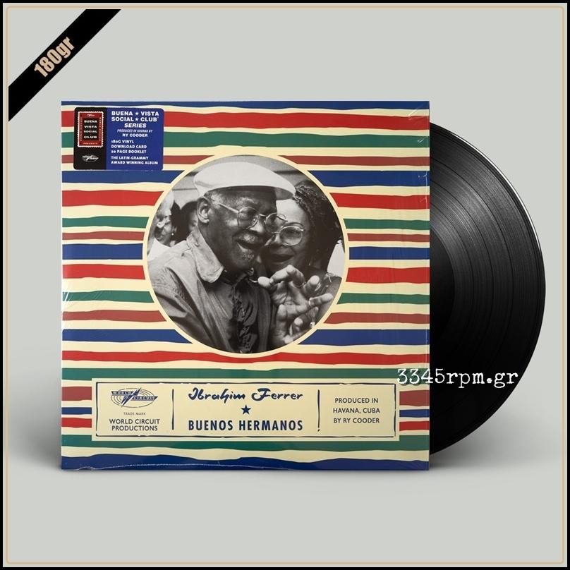 Ferrer, Ibrahim - Buenos Hermanos - Vinyl LP 180gr