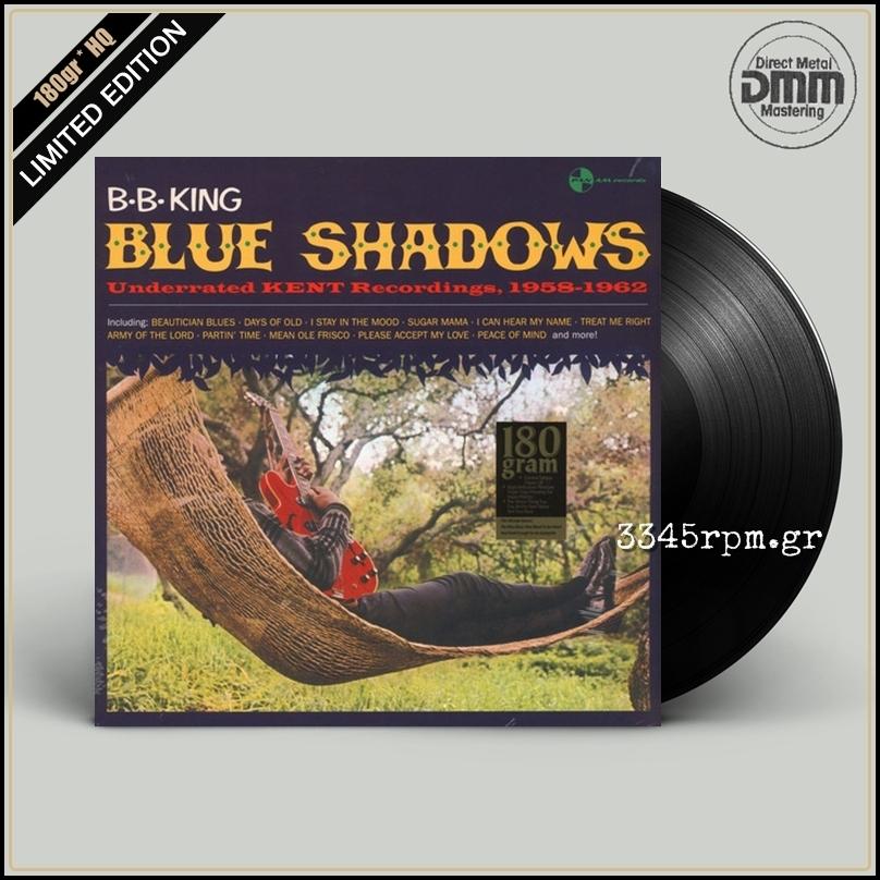 King, B.B - Blue Shadows - Vinyl LP 180gr HQ DMM