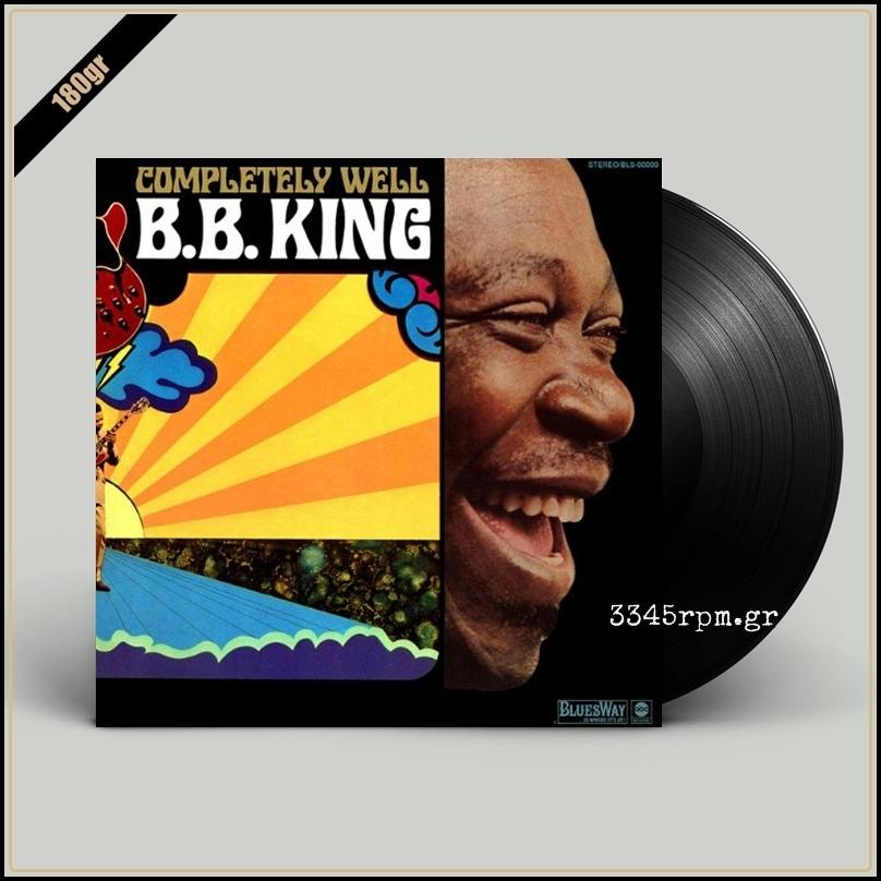 King, B.B - Completely Well - Vinyl LP 180gr