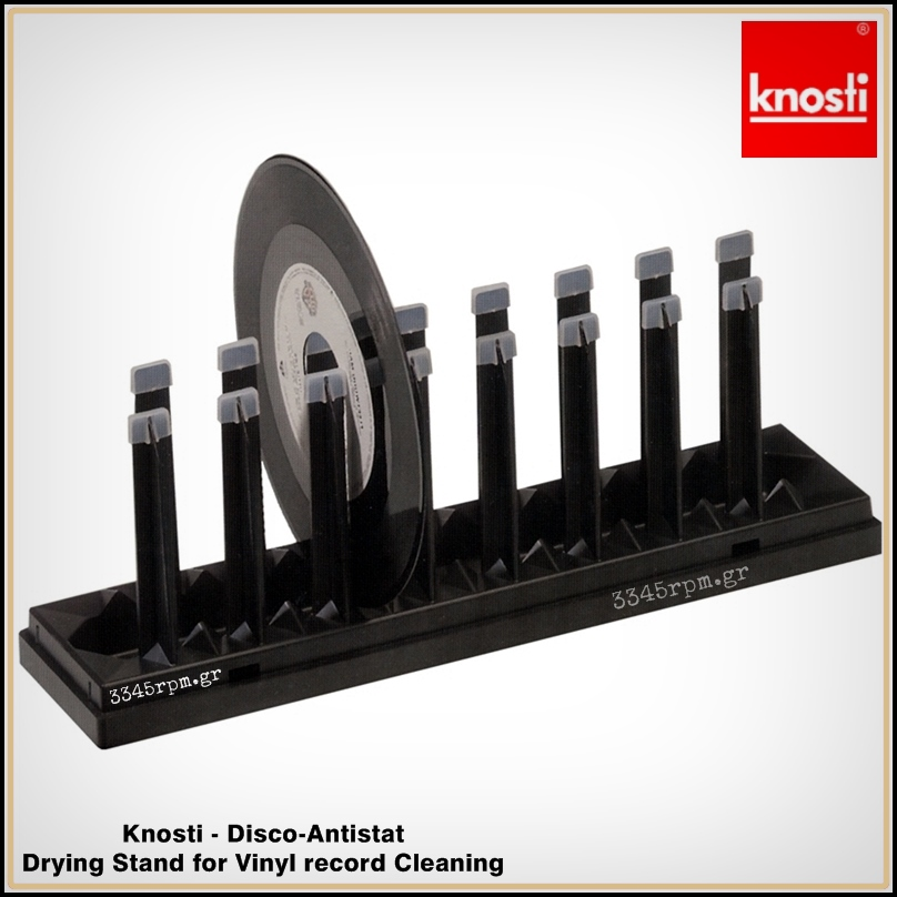 Knosti Disco Antistat Drying Stand for Vinyl records