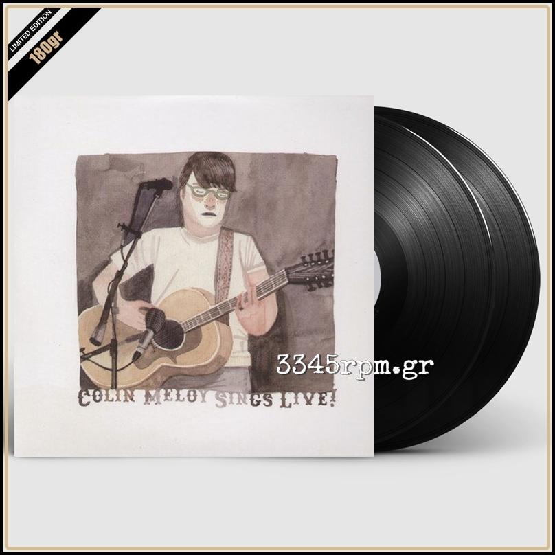 Meloy, Colin - Colin Meloy Sings Live! Vinyl 2LP 180gr HQ