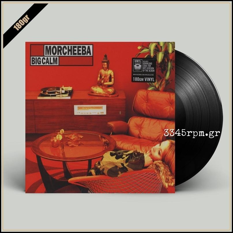 Morcheeba - Big Calm - Vinyl LP 180gr
