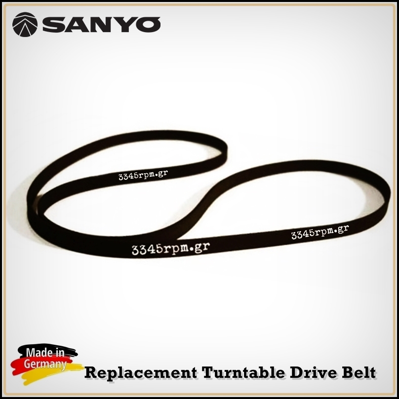SANYO Turntable Drive Belt