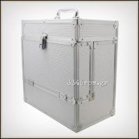 Vinyl Record Storage Case Protective Flight Case for 40LP