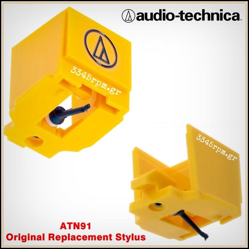 Audio Technica ATN91 - ATN3600 Original Replacement Stylus