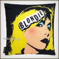 Blondie Pop Art Cushion -Set 2