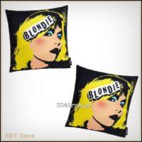 Blondie Pop Art Cushion- Set 2