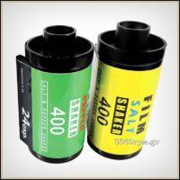 Camera Film Roll -Salt n Pepper Shakers Set 2