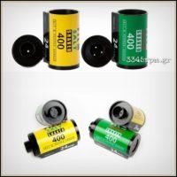 Camera Film Roll- Salt n Pepper Shakers Set 2