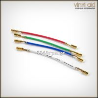 Headshell Leads wire Gold Plated_