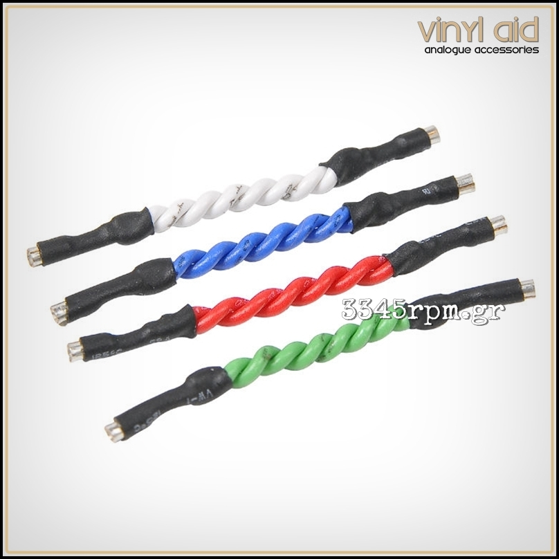 Headshell Twisted Wires High quality OFC