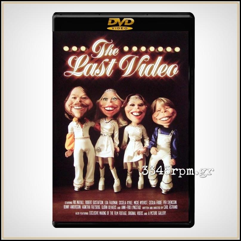 Abba - The Last Video - DVD