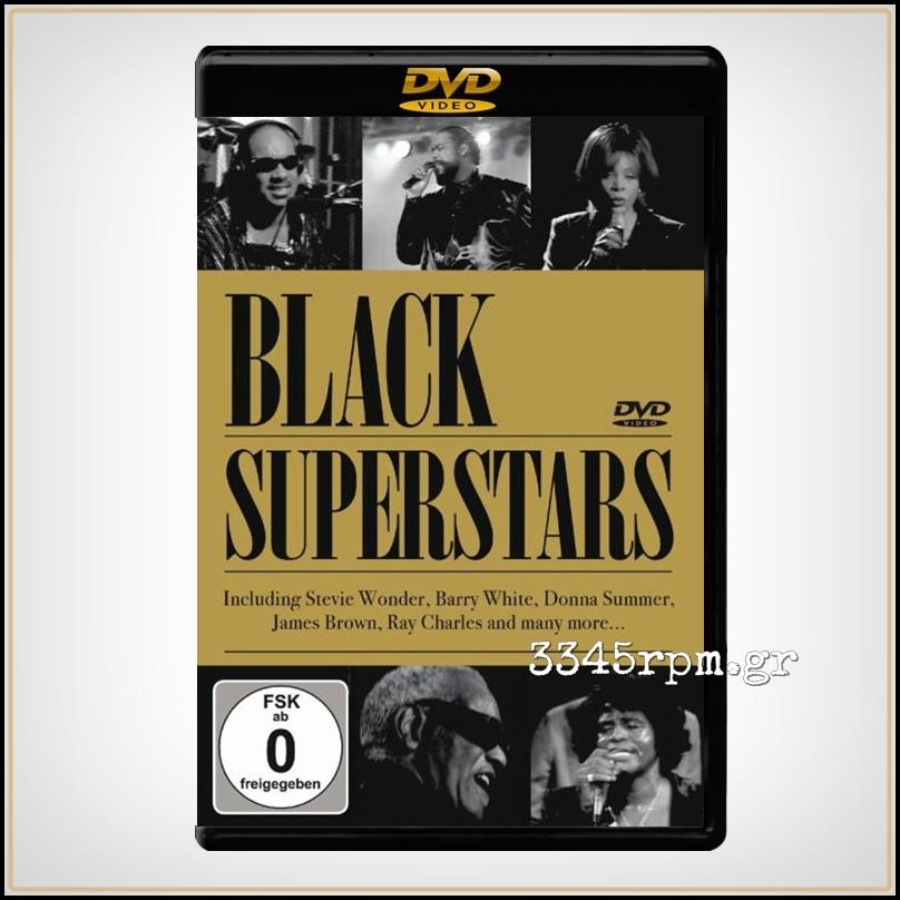 Black Superstars - DVD