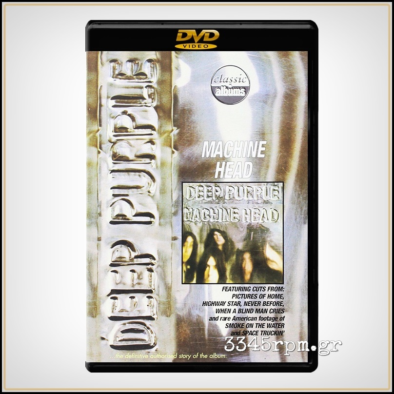 Deep Purple ‎- Machine Head - DVD