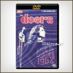 Doors ‎- Live In Europe-1968 - DVD