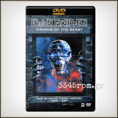 Iron Maiden ‎- Visions Of The Beast - 2DVD