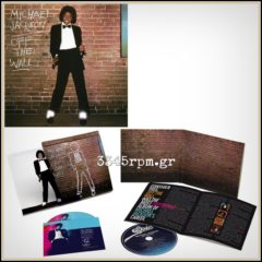 Jackson, Michael - Off The Wall - Deluxe DVD & CD