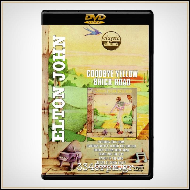 John, Elton - Goodbye Yellow Brick Road - DVD
