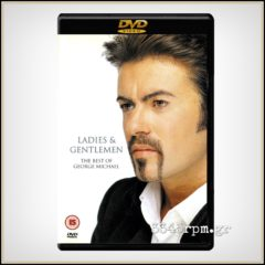 Michael, George ‎- Ladies & Gentlemen - DVD