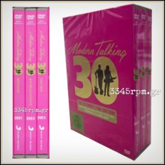 Modern Talking - 30 - 3DVD Deluxe Box Set