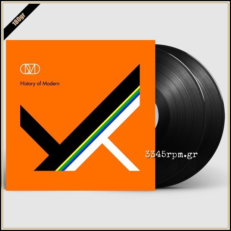 OMD - History Of Modern - Vinyl 2LP & CD