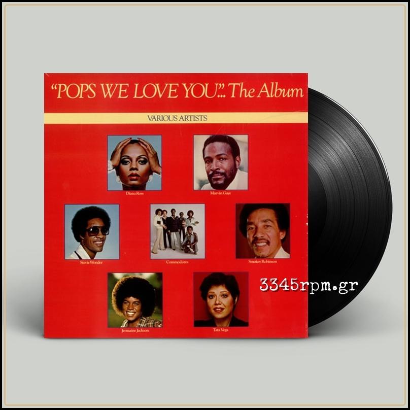 Pops We Love You - Vinyl LP