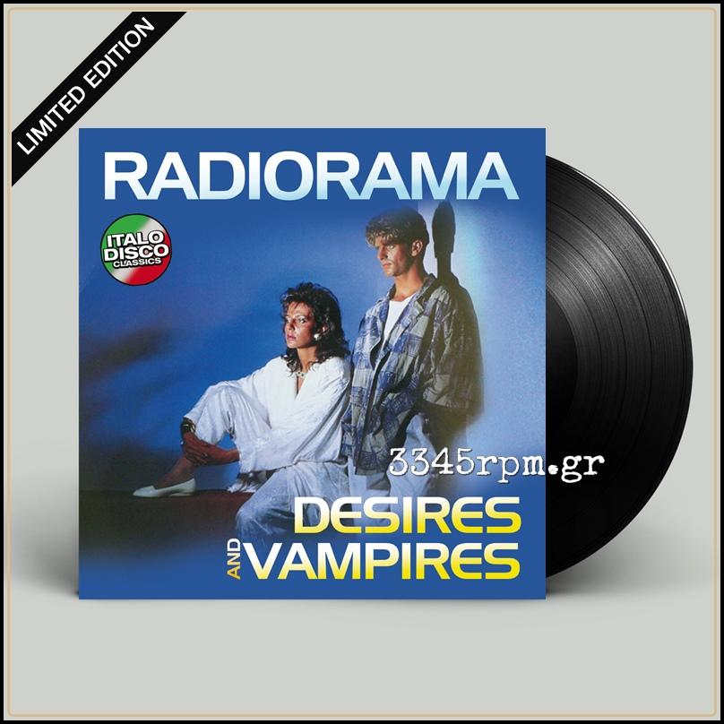 Radiorama - Desires And Vampires Vinyl LP
