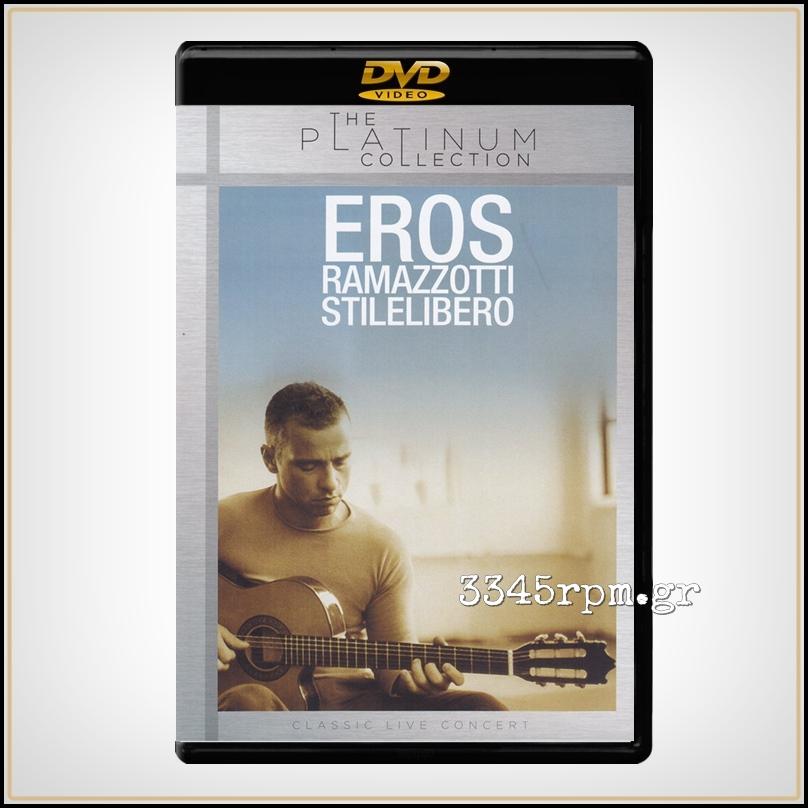 Ramazzotti, Eros - Stilelibero - DVD