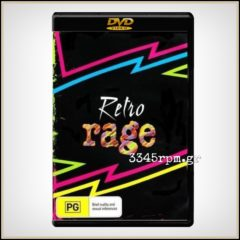 Retro Rage - DVD